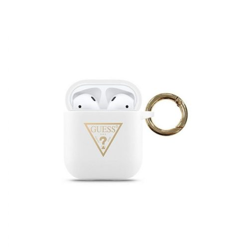 Guess Airpods tok, Fehér, GUACA2LSTLWH